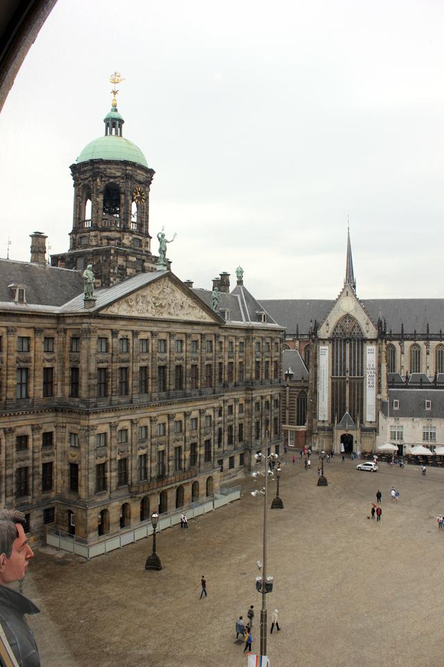 Museu de Cera em Amsterdam