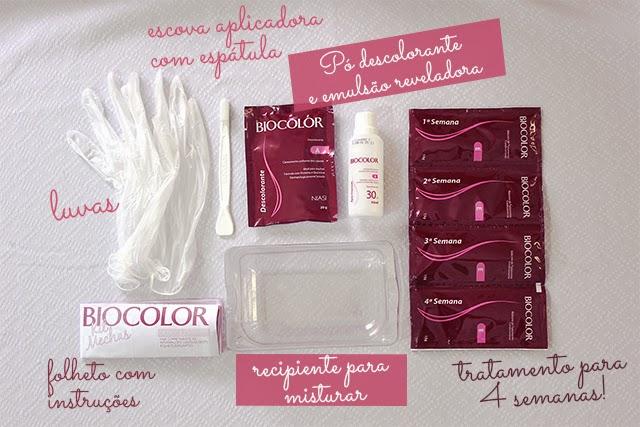 Biocolor Kit Mechas