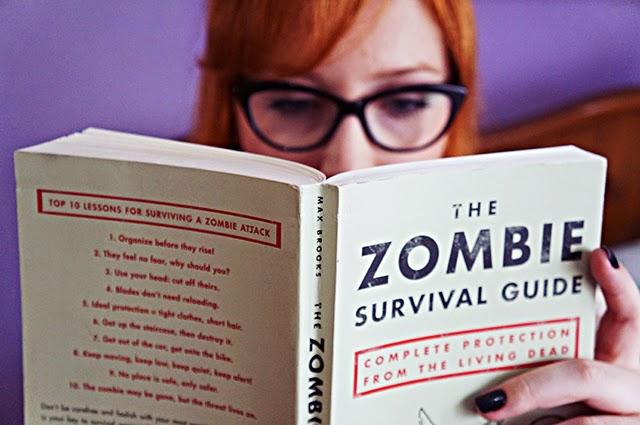 livro Zombie Survival guide