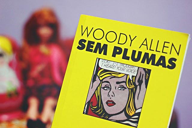 Livro Woody Allen