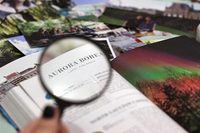 Livro aurora boreal