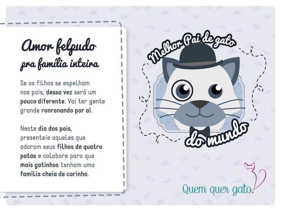 pai de gato