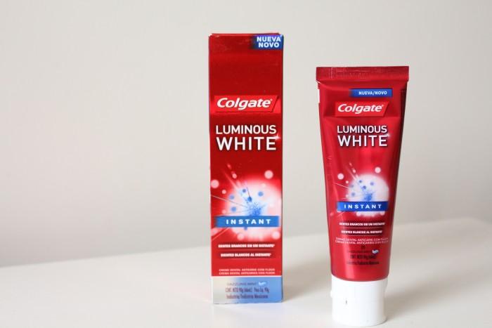 resenha-colgate-luminous-white-instant