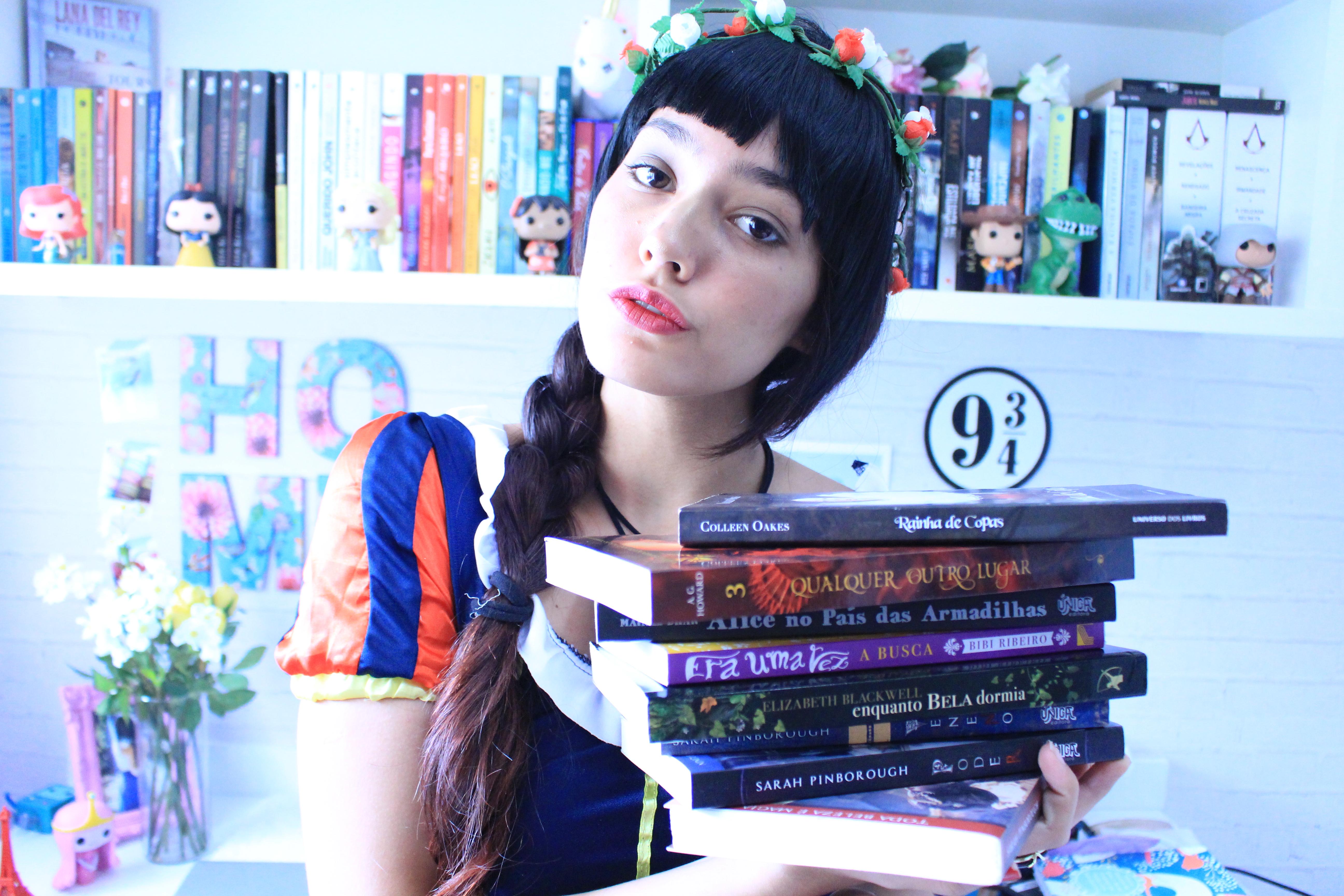 Livros para fãs de Once Upon A time