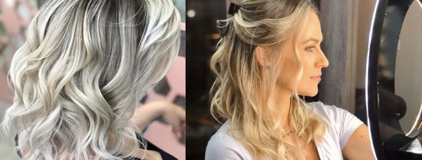 descolorir o cabelo em casa