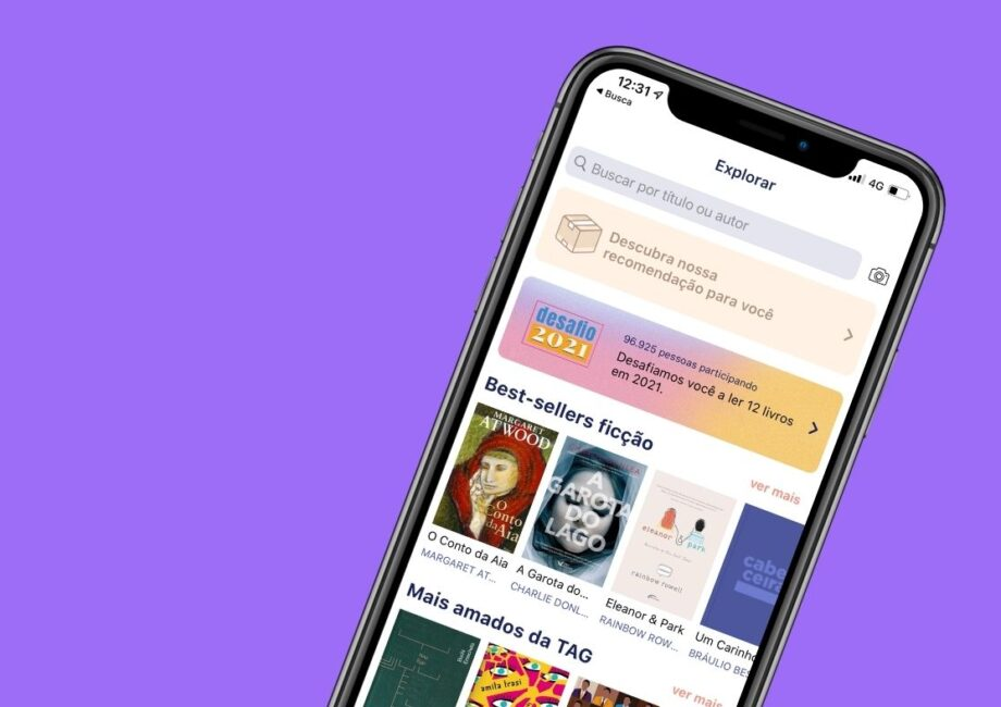 app para leitores